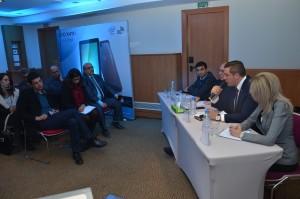 conference de presse agence PR Tunisie markedia